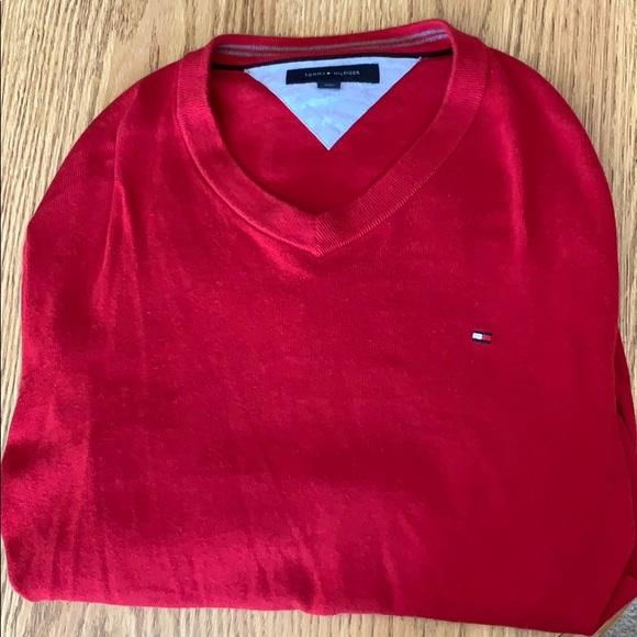 Tommy Hilfiger Other - Tommy Hilfiger V-neck Sweater